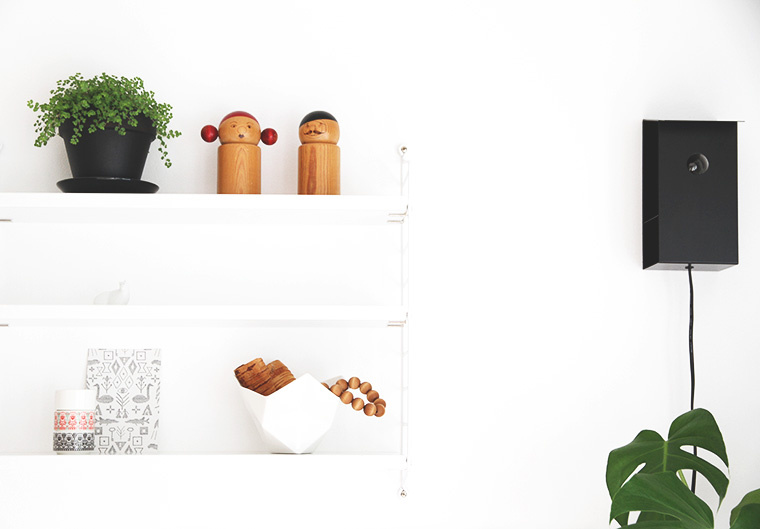 string hylly asetelma hunaja olohuone livingroom