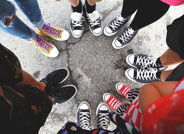 converse marimekko kengat shoes ringissa linnacruising 2013