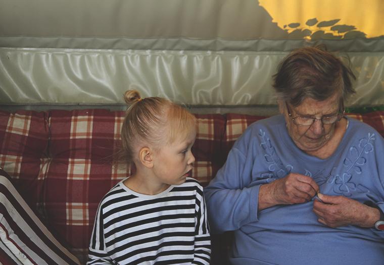 mummu ja siiri marimekko