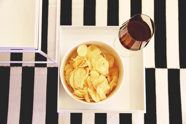 viinia ja sipsia hunajaista ikea stockholm rand