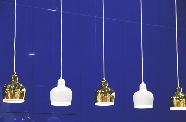 habitare 2013 artek lamp