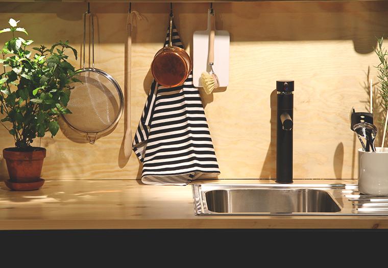 lundia keittio kitchen habitare fair hunajaista 2013