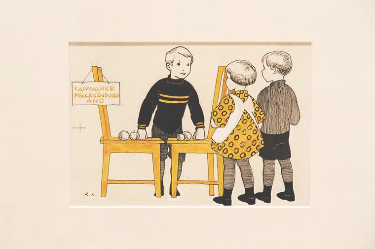 rudolf koivu nayttely hameenlinnan taidemuseo