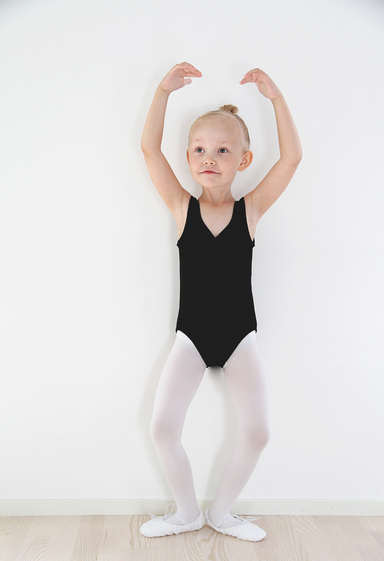 siiri baletti ballet piruetti puku tossut hunajaista harrastukset lapset
