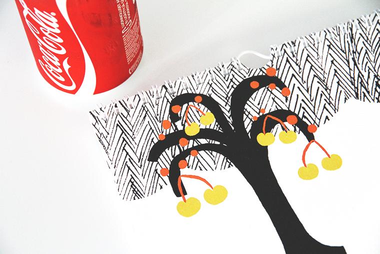 coca cola kanelimaa hunajaista lomalla