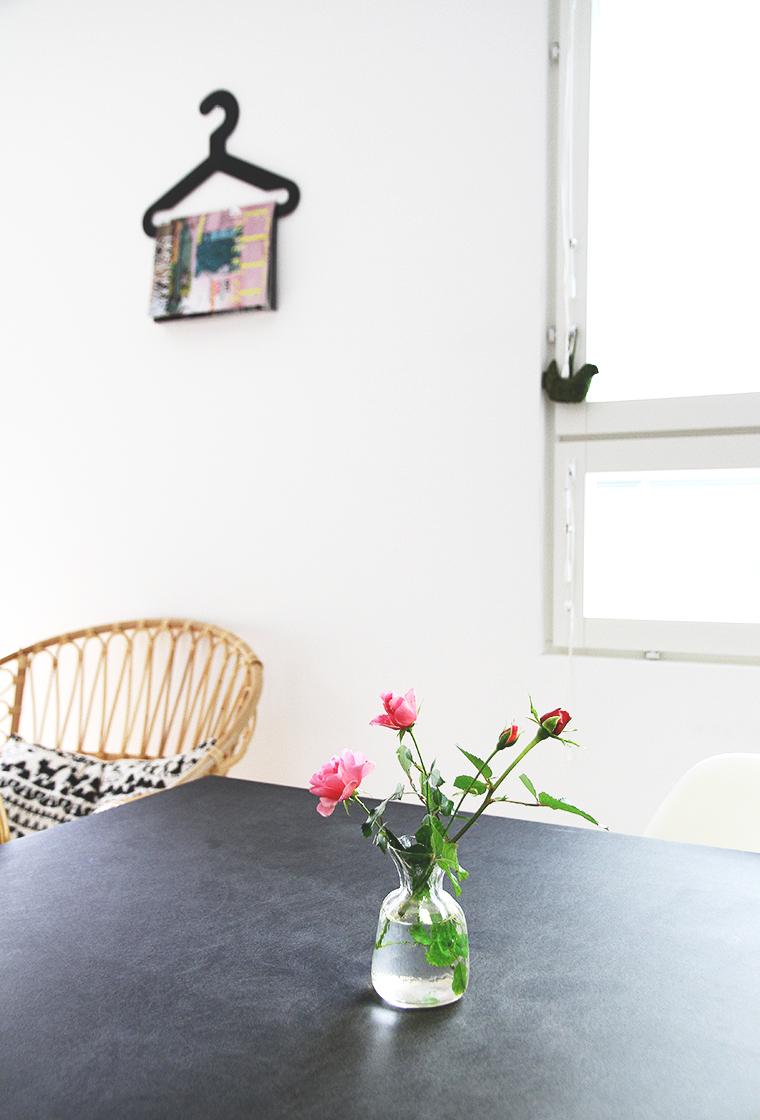 hunajaista blogin ruusut hay poyta lumikenka