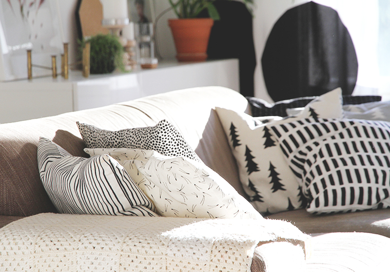 hunajaista livingroom sisustus blogi fine little day artek marimekko