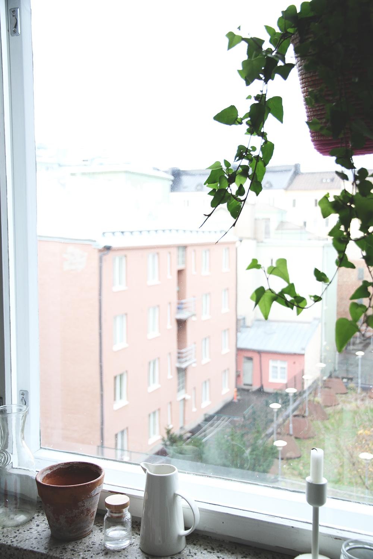 mintun ikkunasta