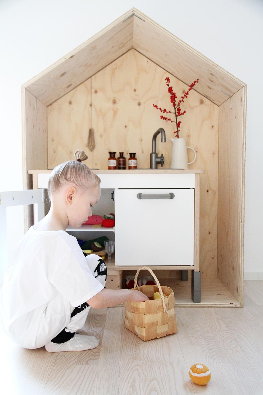 leikkikoti luona in saunapihalle hunajaista sisustusblogi