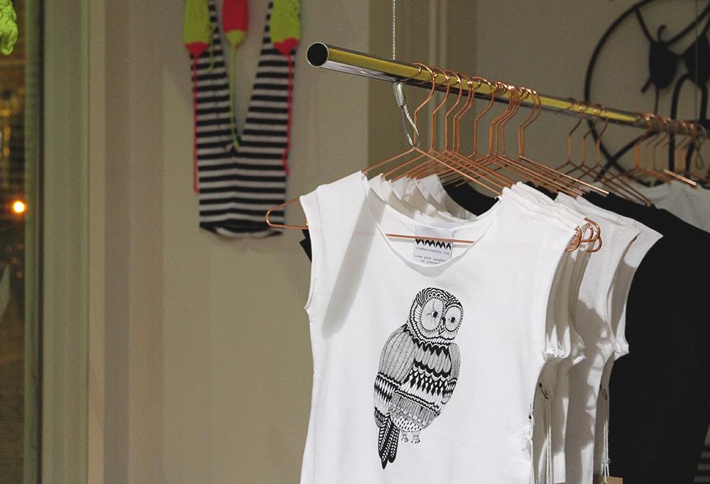 t-paita vimma lastenvaatteet hunajaista