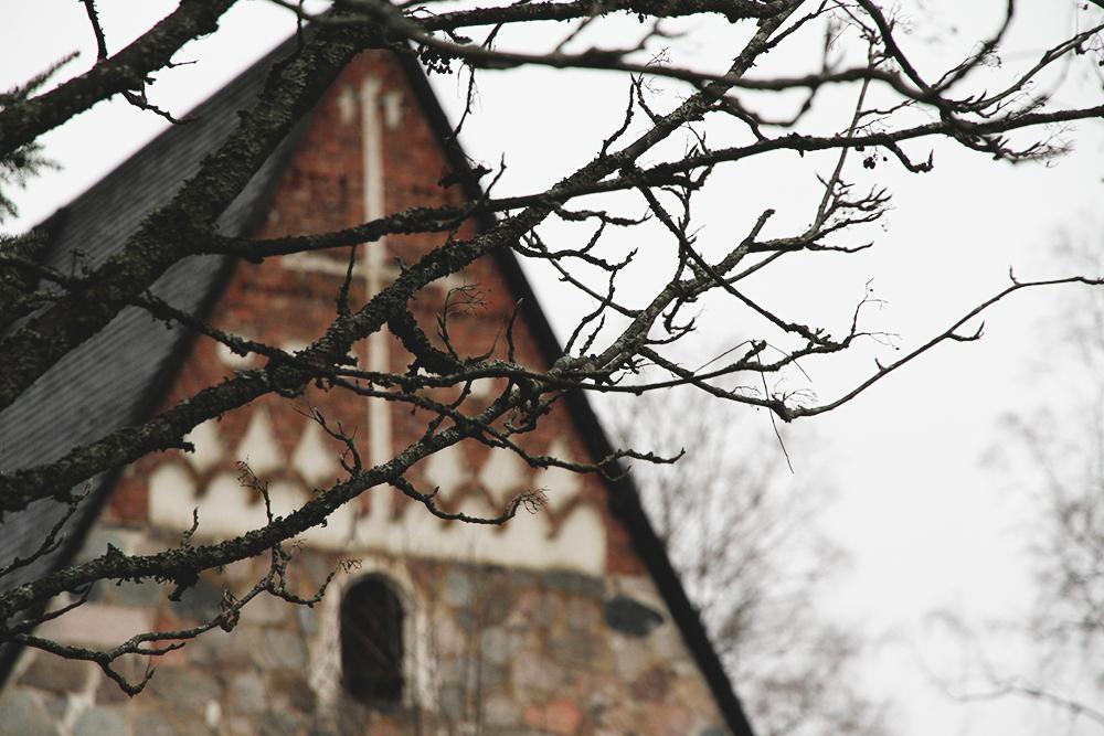 vanajan kirkko hunajaista