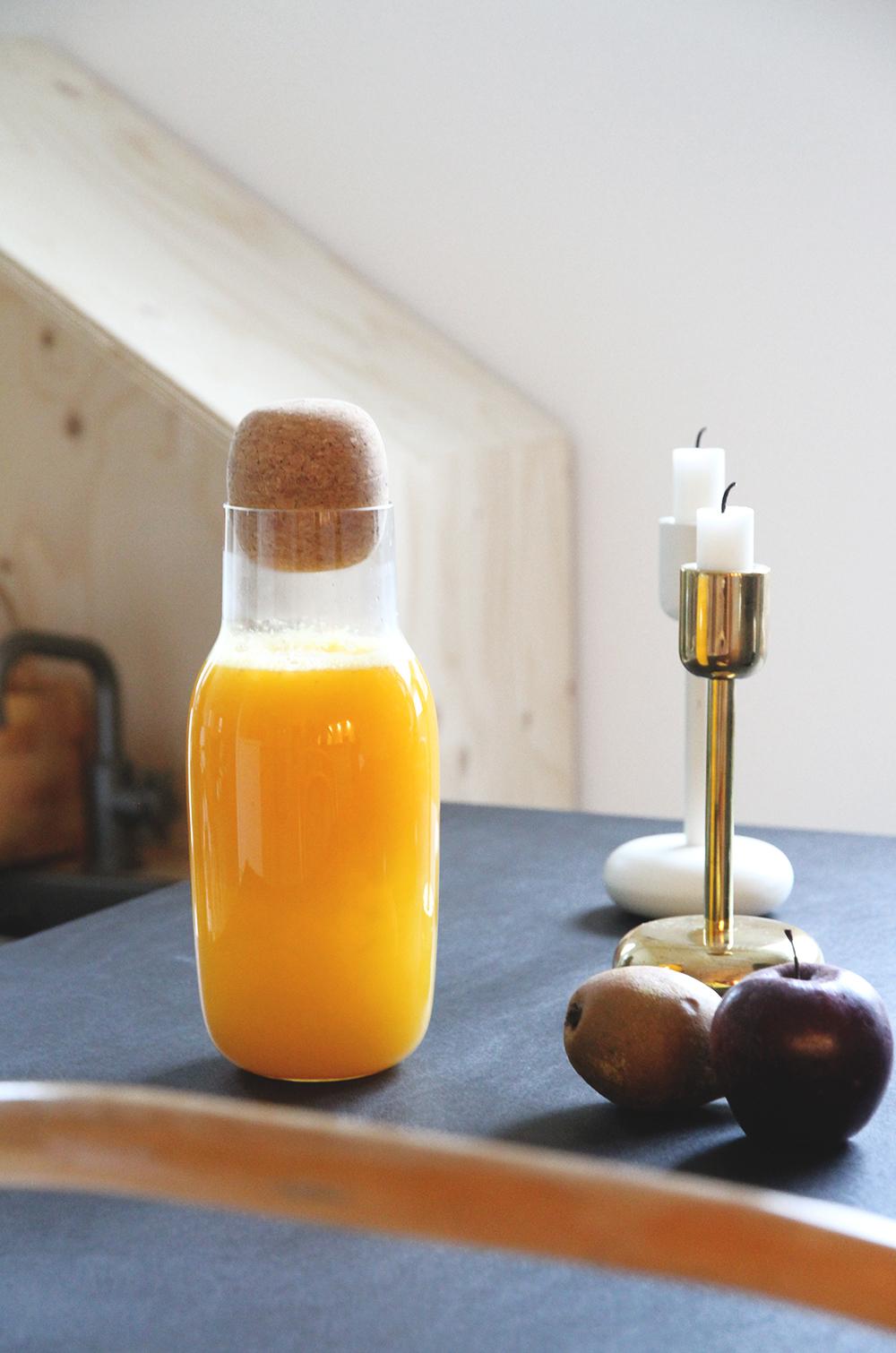 appelsiinimehu muuto kaadin hunajaista sisustusblogi keittio