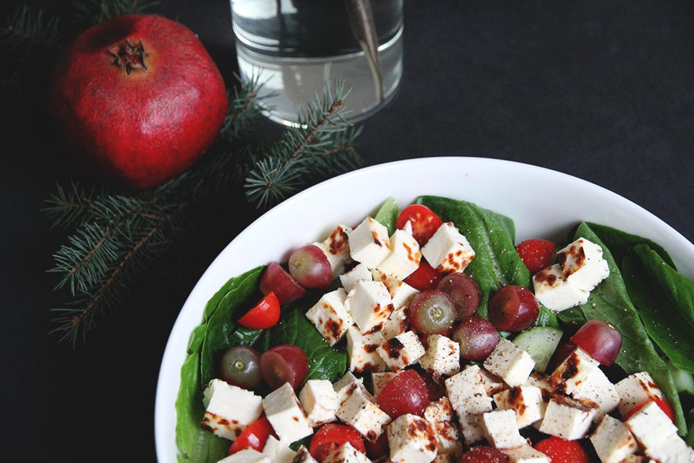 granaattiomena salaatti iittala arabia