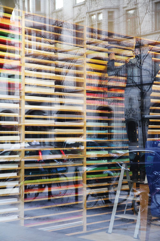 hunajaista tukholmassa paperikaupassa