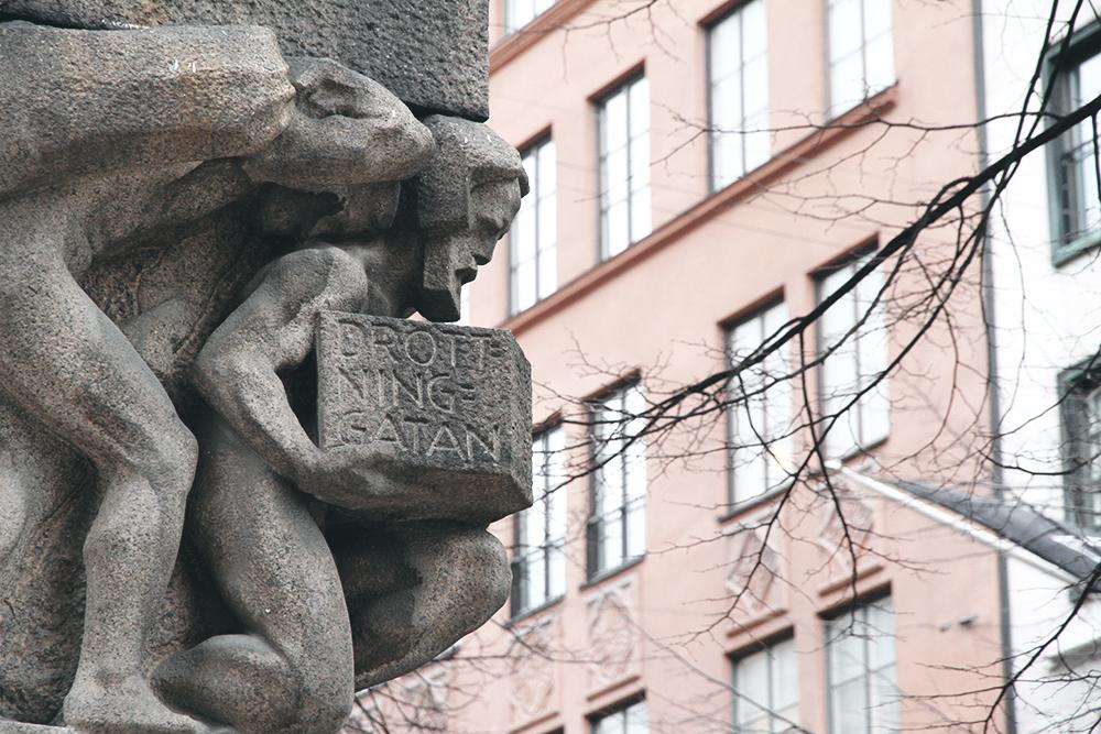 visit sweden blogger hunajaista drottninggatan stockholm tukholma