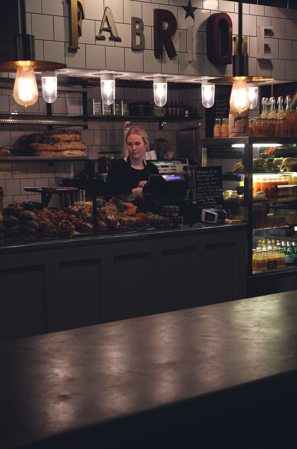 visit sweden hunajaista food lunch tip restaurant k25 fabrique