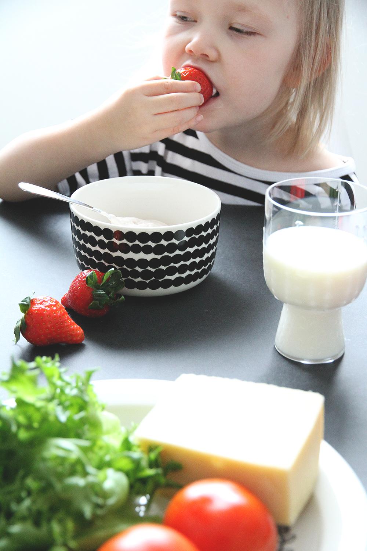 arla protein hunajaista