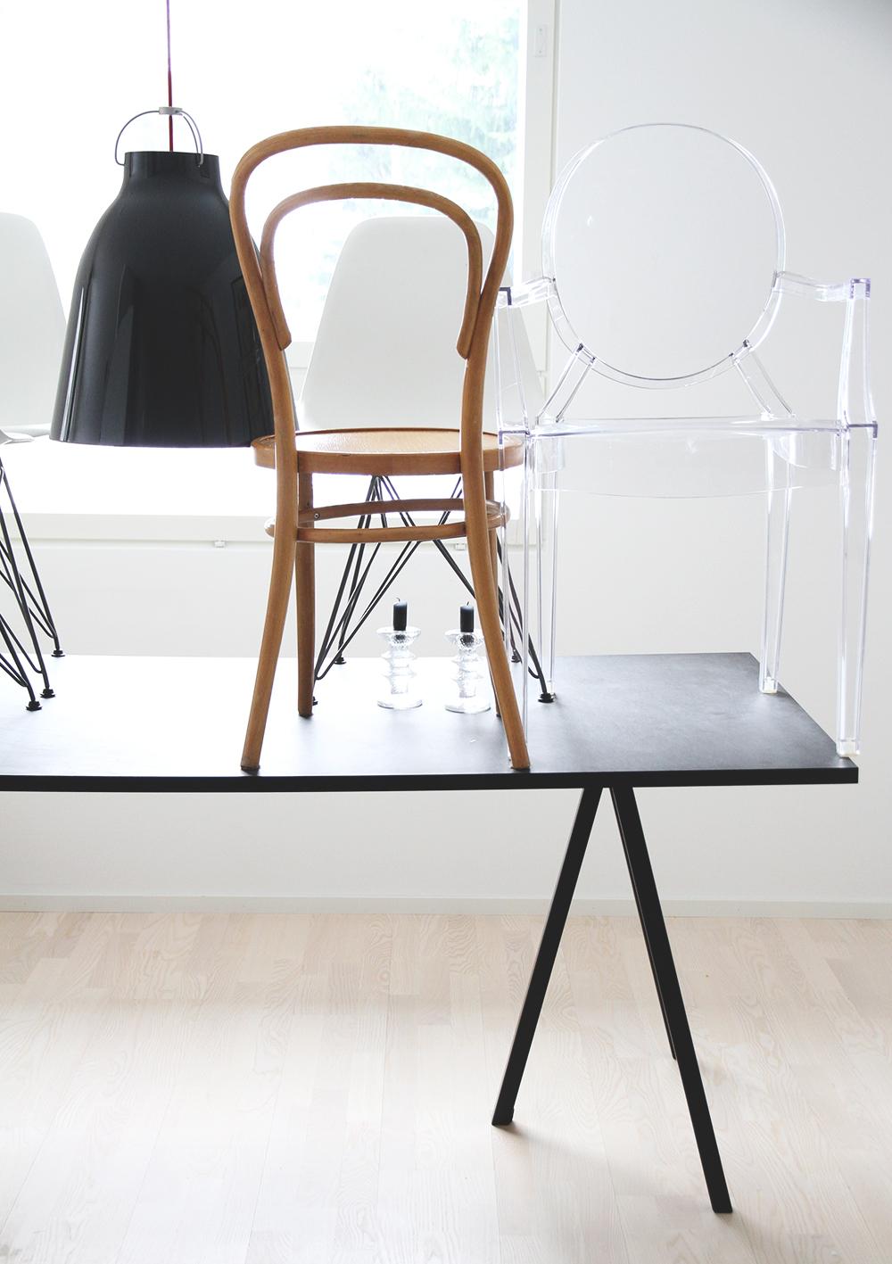 hunajaista kartell hay vitra hay caravaggio p3 design huonekalut sisustusblogi