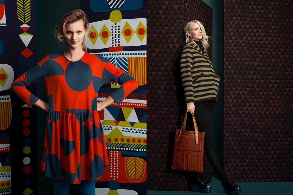 hunajaista blogi marimekon uutuudet muoti fashion fall winter 2014