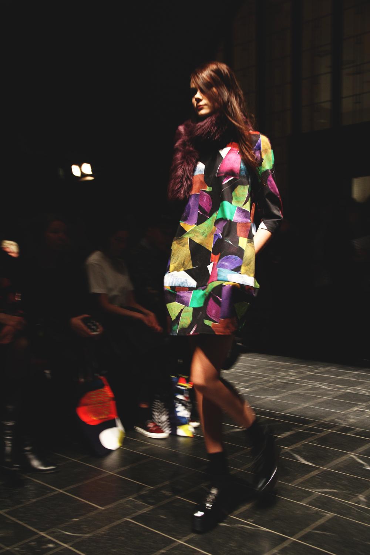 hunajaista marimekko fashion show runway marimekkoaw2014 marimekko global