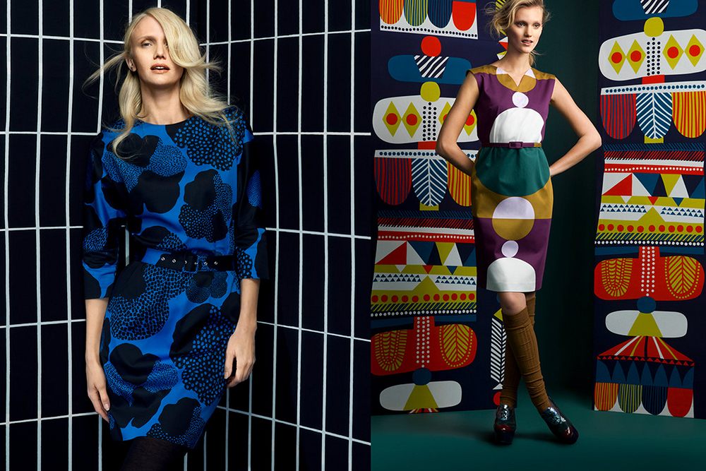 hunajaista marimekko finland fall winter 2014 collection