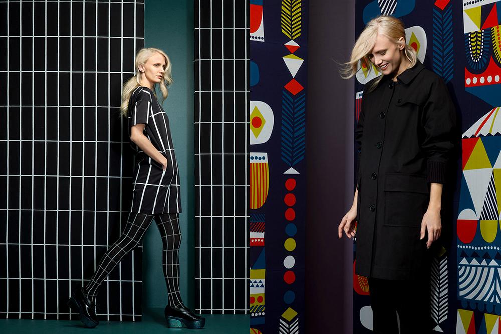 marimekko hunajaista blogi muoti fashion syksy talvi fall winter 2014