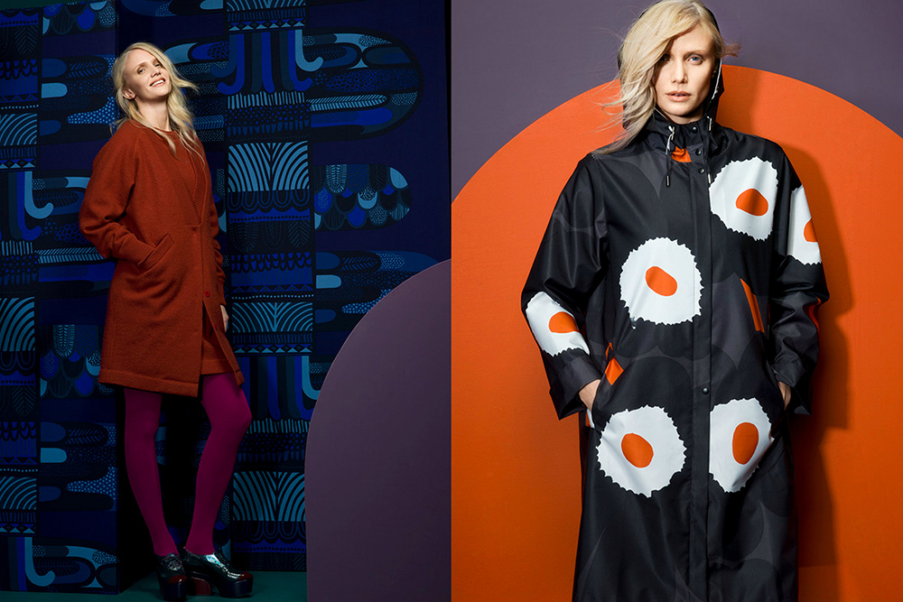 marimekko unikko hunajaista blogi muoti fall winter collection 2014