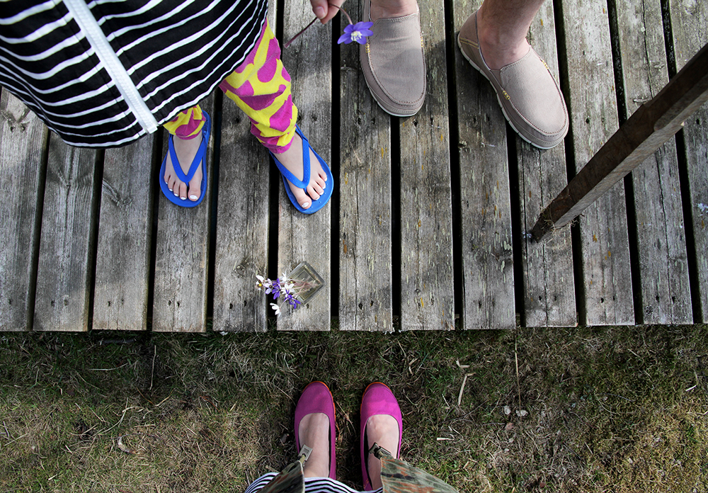 hunajaista crocs arvonta giweaway blogiarvonta kengat