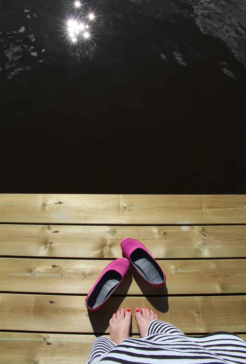 hunajaista riikka crocs arvonta naisten kengat kesa arvonta giweaway