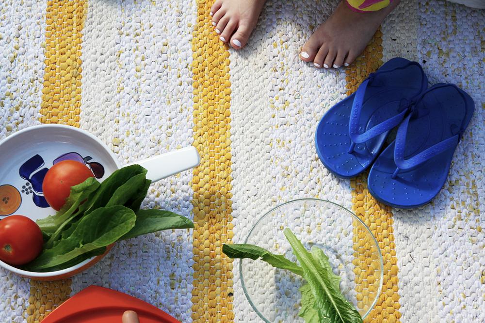 lasten kengat crocs varvassandaalit kesa arvonta giweaway hunajaista blogi