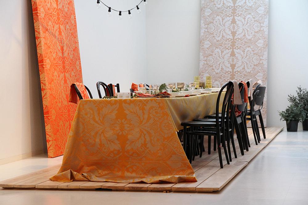 marimekko joulu sisustus kattaus fabrics hunajaista blogi syysmallisto 2014