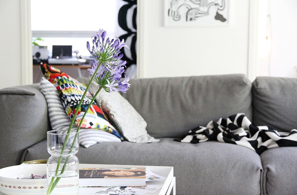 hunajaista blogi olohuone livingroom decoration interior