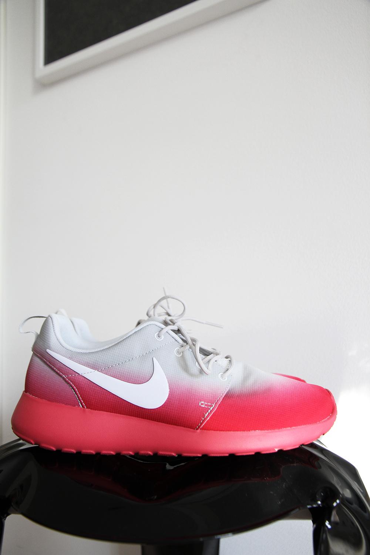 hunajaista nike rosherun sneakers running shoes