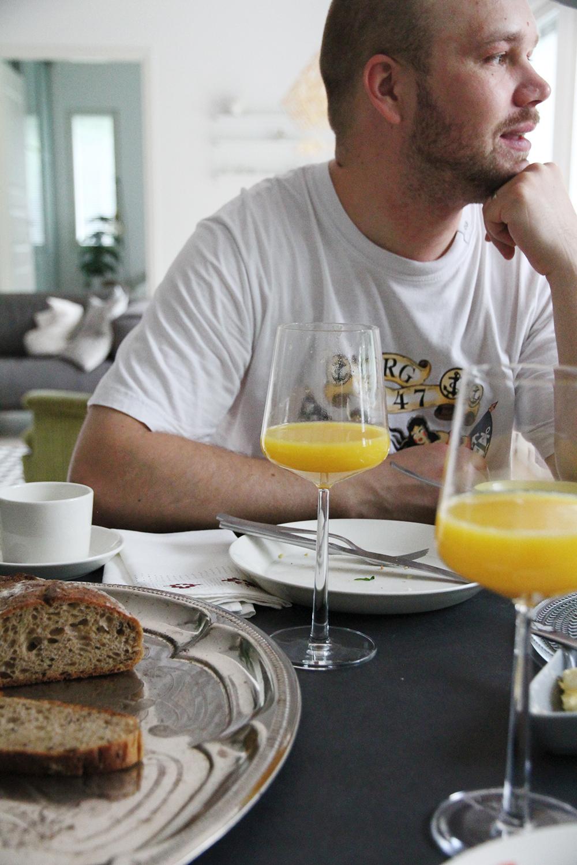 hunajaista ville aamupala arla aamiaiskutsu