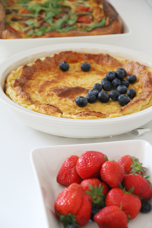 pannari aamiaisresepti arla aamiaiskutsu hunajaista
