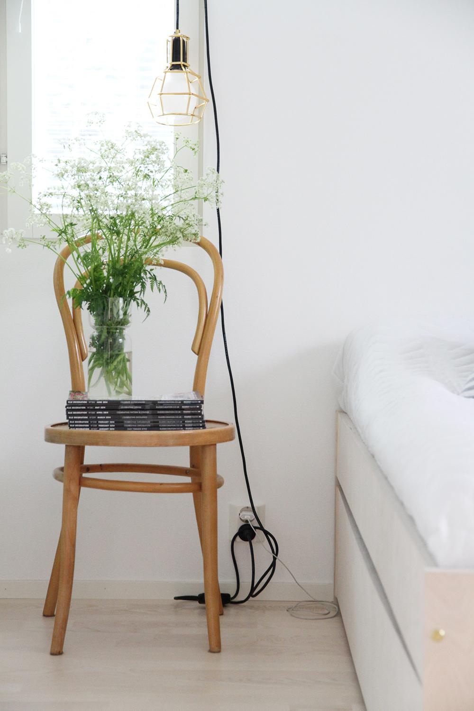 hunajaista bedroom work lamp scandinavian home