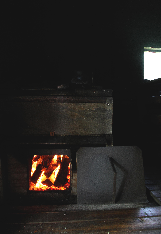 hunajaista kesamokki savusauna