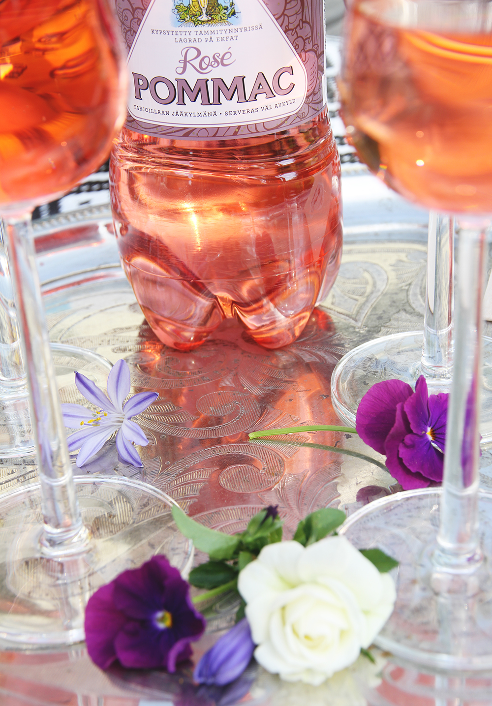 iittala essence arvonta hartwall pommac rose hunajaista