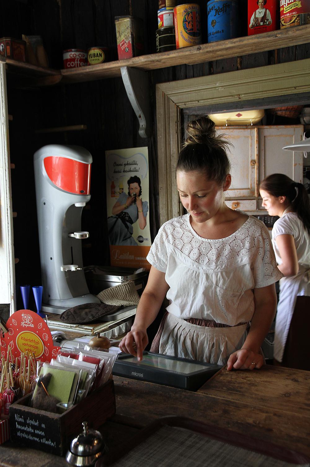 souvenirs blog hunajaista kahvila leivintupa