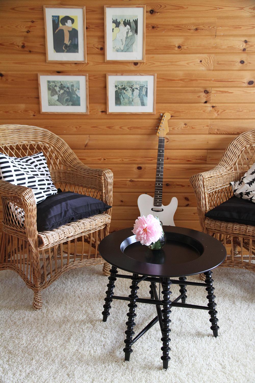 hunajaista alamokki sisustusblogi sisustus interior decoration summer cottage