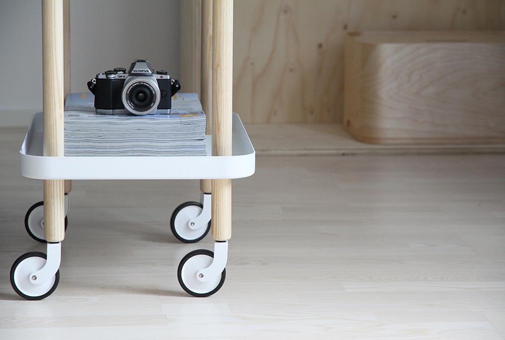 hunajaista arvonta giveaway finnish design shop block tarjoiluvaunu normann copenhagen