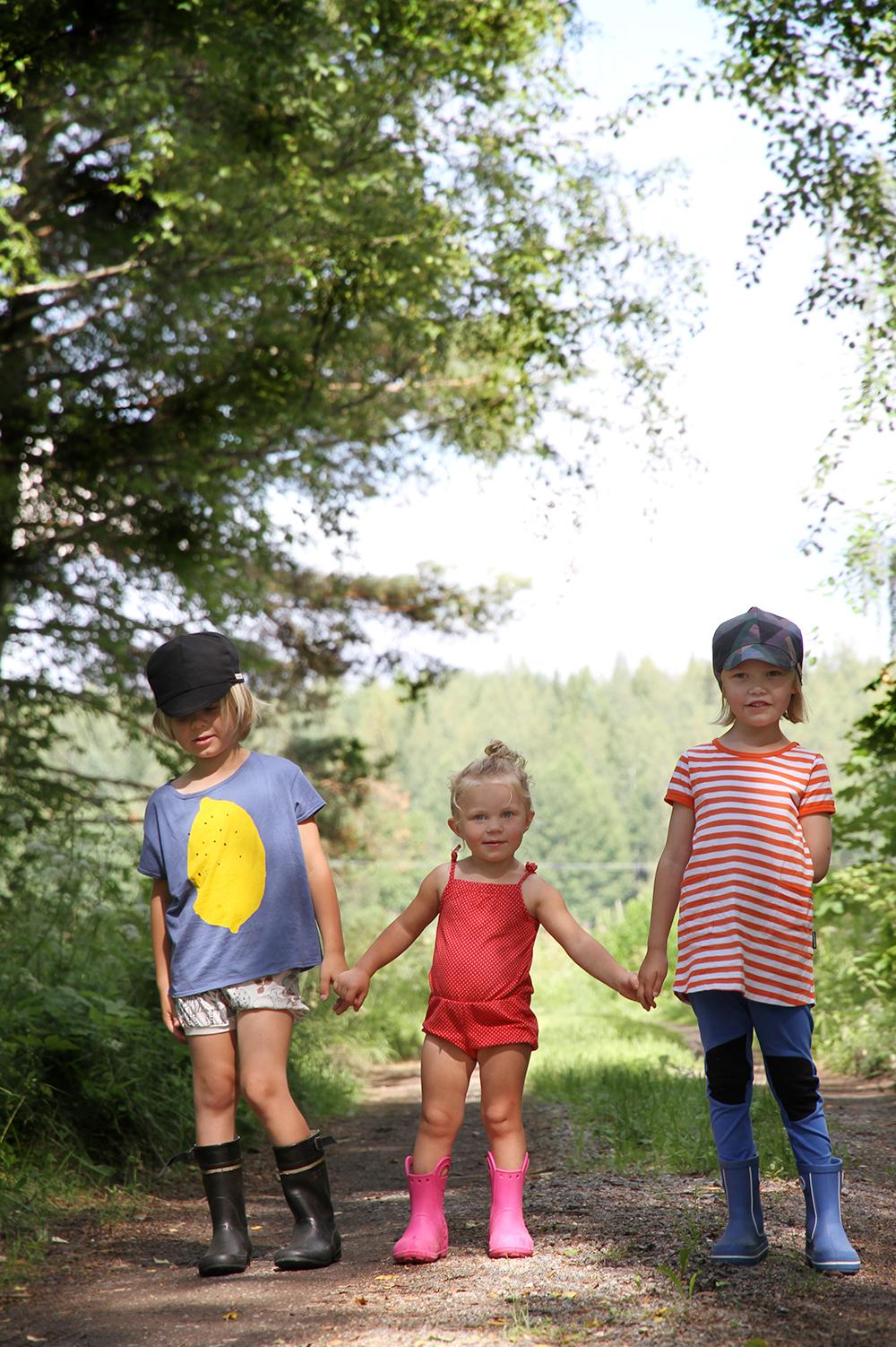 hunajaista siiri kasper aino lapset mokilla lifestyleblogi