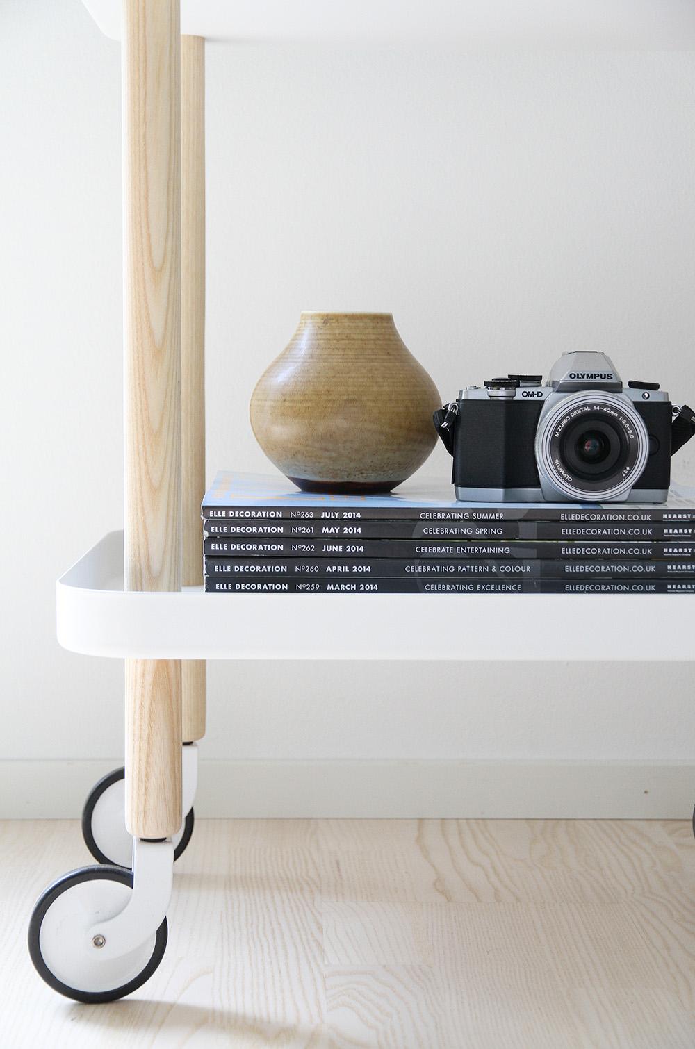 hunajaista tarjoiluvaunu block finnish design shop giveaway arvonta