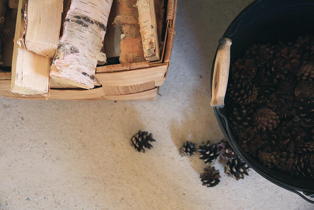 kota sisalta hunajaista kavyt polttopuut koppa