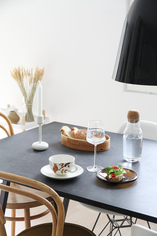 aamiainen iittala hunajaista sisustusblogi koti home
