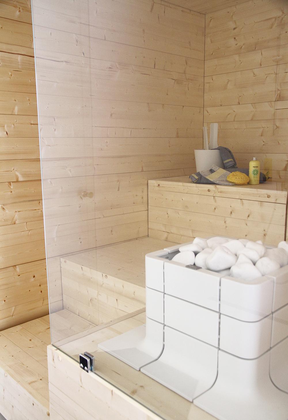 asuntomessut sauna hunajaista jyvaskyla 2014