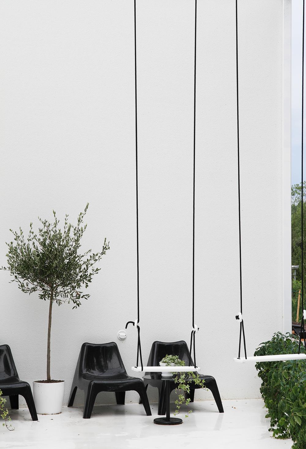 hunajaista asuntomessuilla jyvaskylassa 2014 hienoin terassi valkoinen
