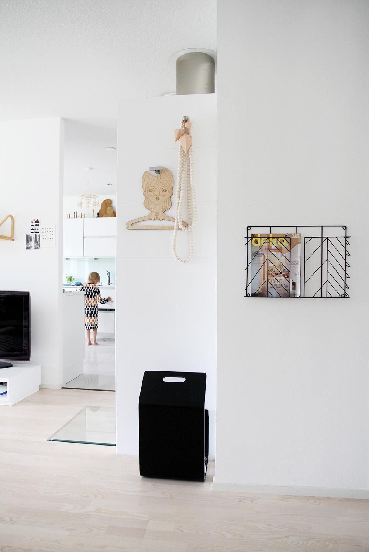 hunajaista koti home olohuone house muovo lehtiteline keittio kitchen livingroom