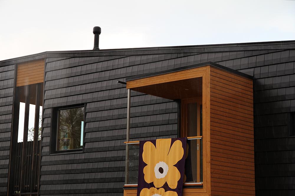 skammin talo hunajaista marimekko asuntomessut