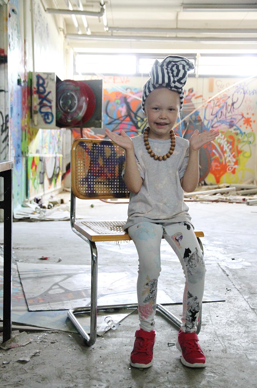 vimma lastenvaatteet hunajaista graffiti